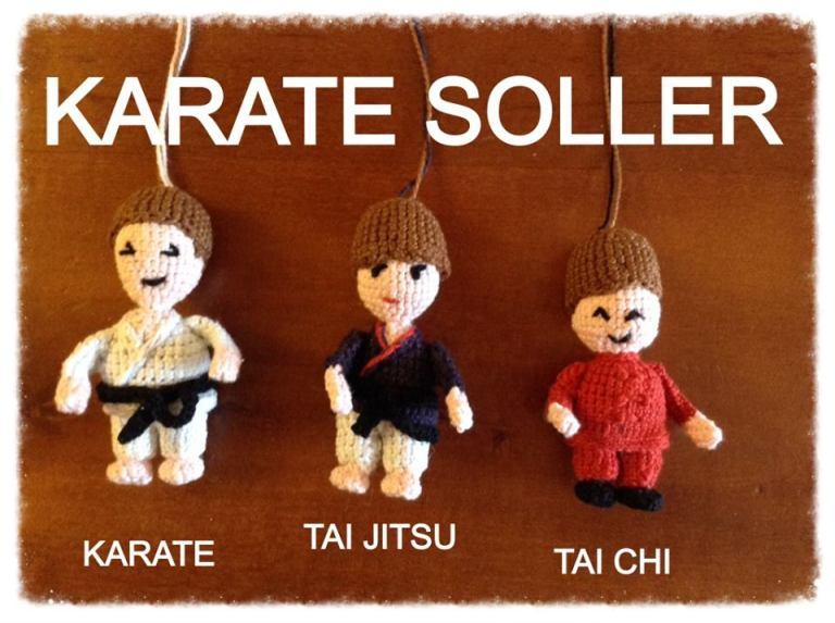 1405 muñecos amigurumi