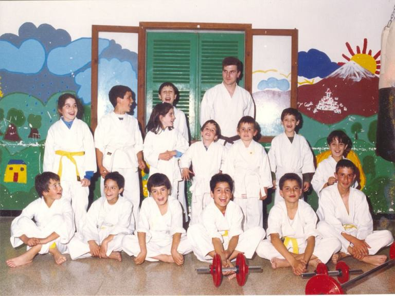 1988 karate port nins