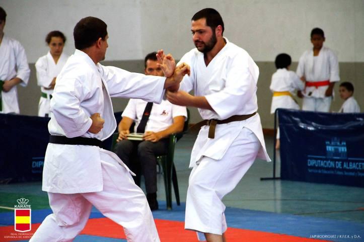 Pep Xumet i Miquel Vallcaneras (katas, categoria Senior)